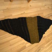 Vivianna-bestik og selvdesignet sjal
