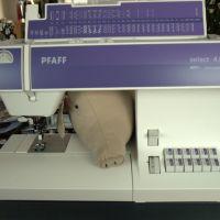 Ombytning af symaskine – nu ejer af en Pfaff Select 4.0