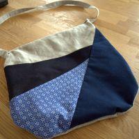 Svigermormors Dorte-designede taske :)