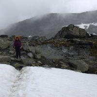 På vandretur i Jotunheimen
