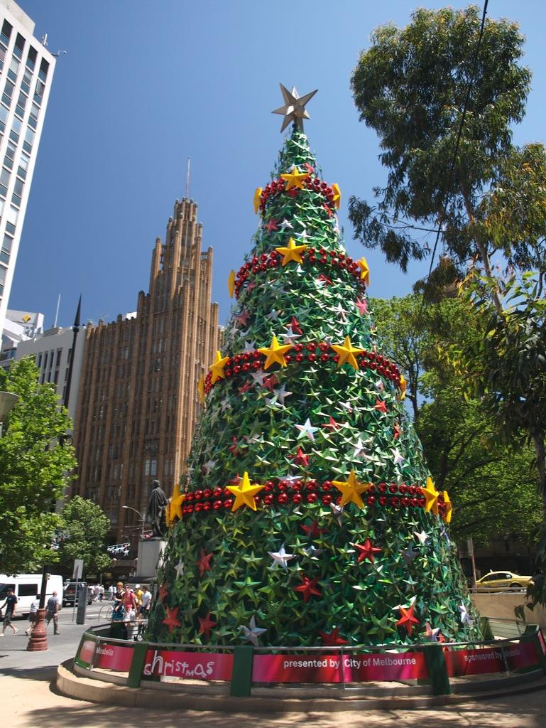 Det grimmeste juletræ nogensinde?