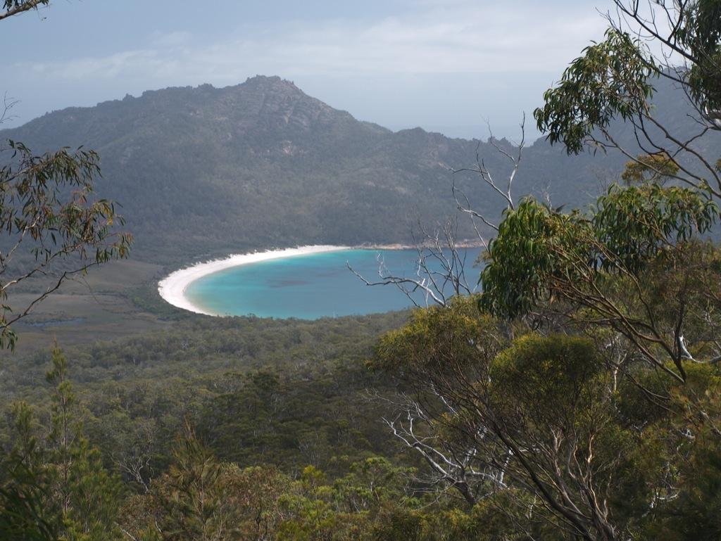 Wineglass Bay.