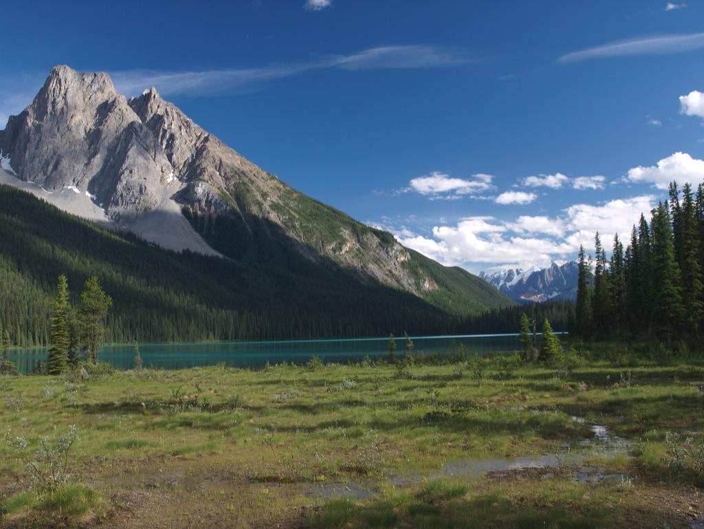 Endnu et af Emerald Lake.