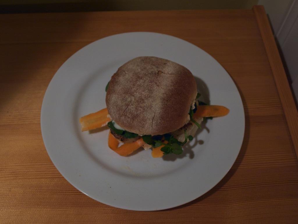 Kammuslingeburger 2.
