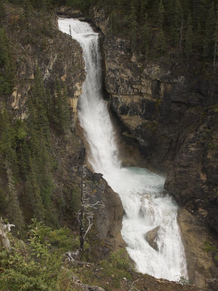 Falls of the Pool, vores andet vandfald.