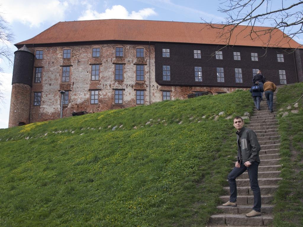 Så er det bevist, Anders er i Kolding.