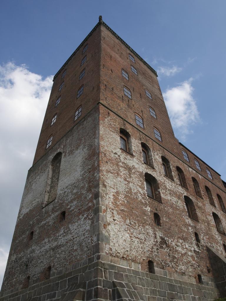 Kolding Hus, tårnet.