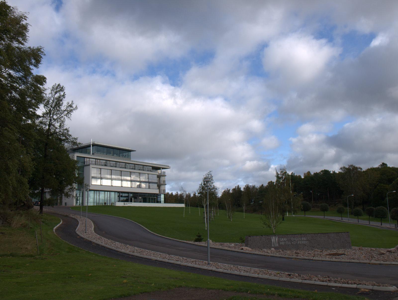 Sankt Jörgen Park Resort, Göteborg.
