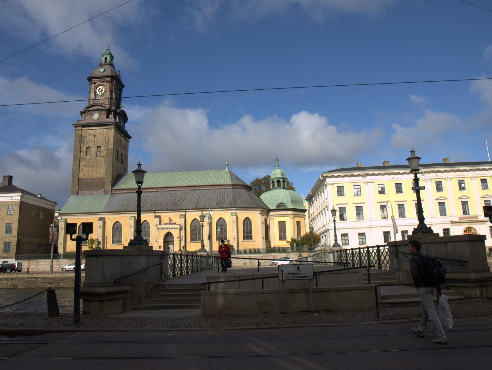 Kronhuset i Göteborg.