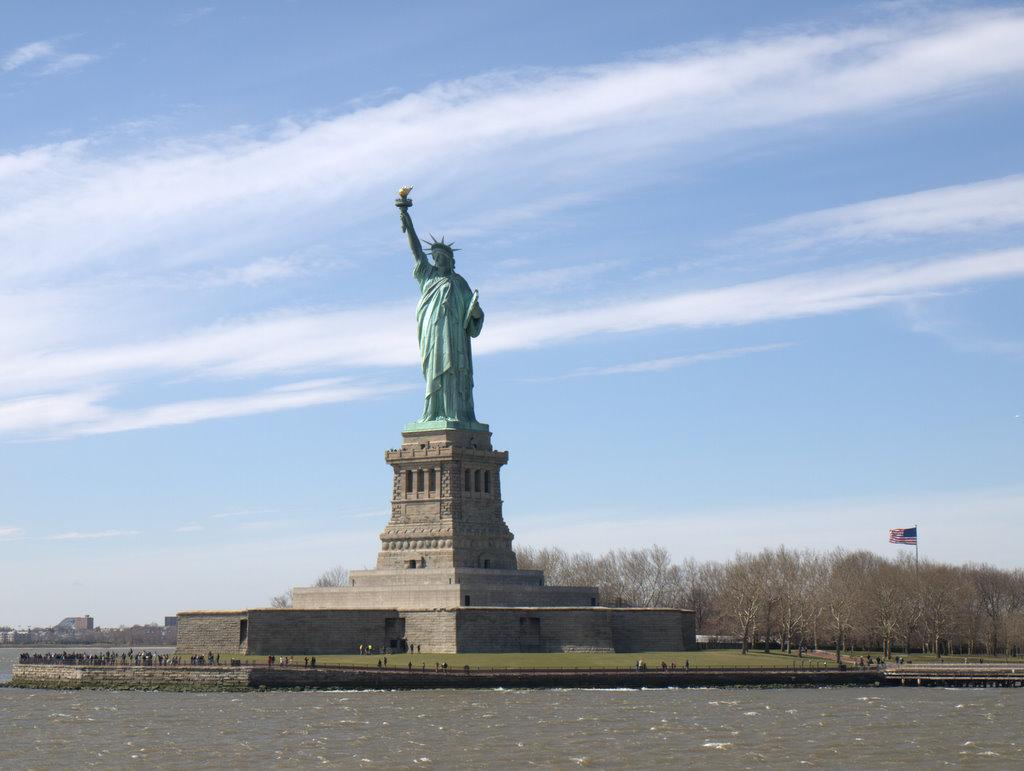 #2F5F9C Dette års Dortes Skriblerier » Weekendtur Til New York – Frihedsgudinden Og Phantom Of  Gør Det Selv New Yorker Væg 5801 10247715801