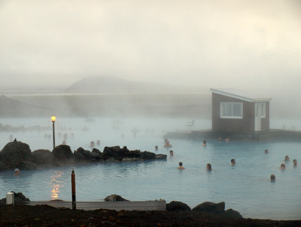 Mývatn Nature Bath
