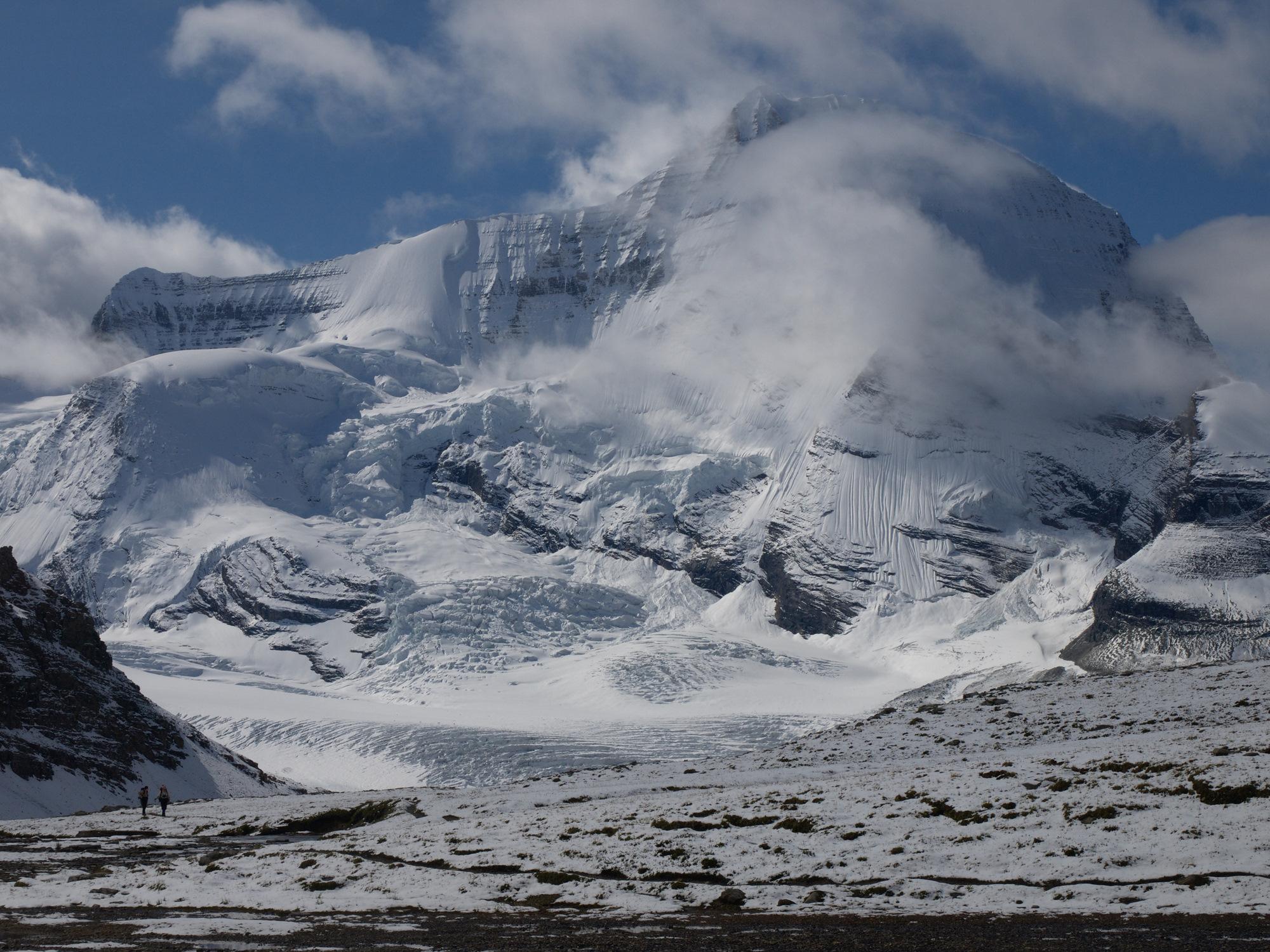 Canada: Snowbird Pass