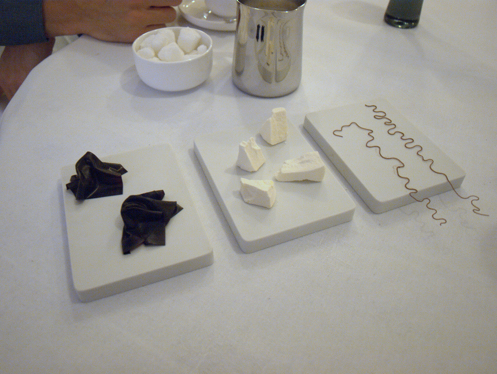 Det søde til kaffen (lakrids og kokos)