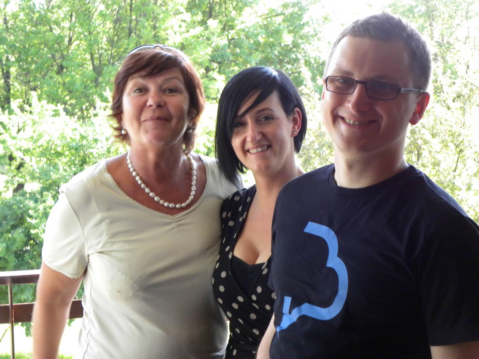En anden Halina, Aneta og Michał