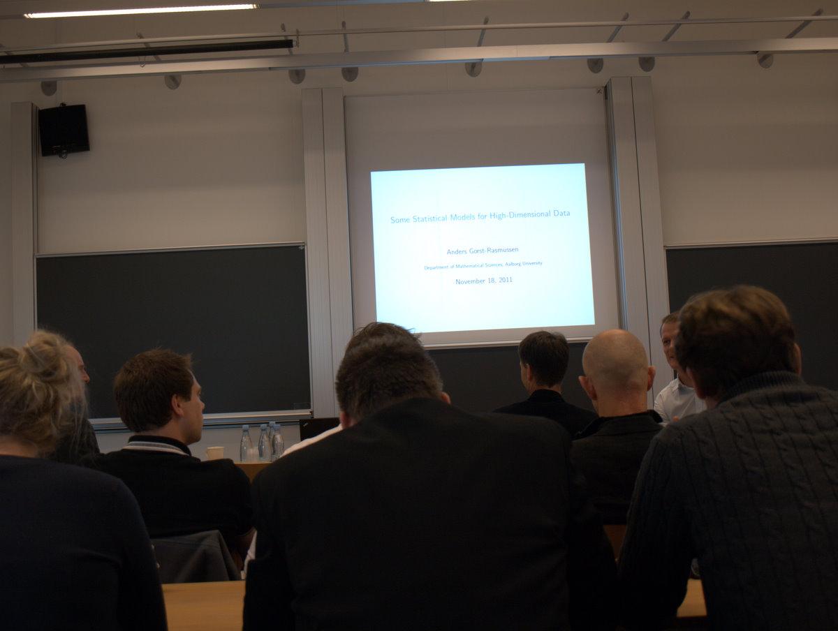Anders' PhD-forsvar