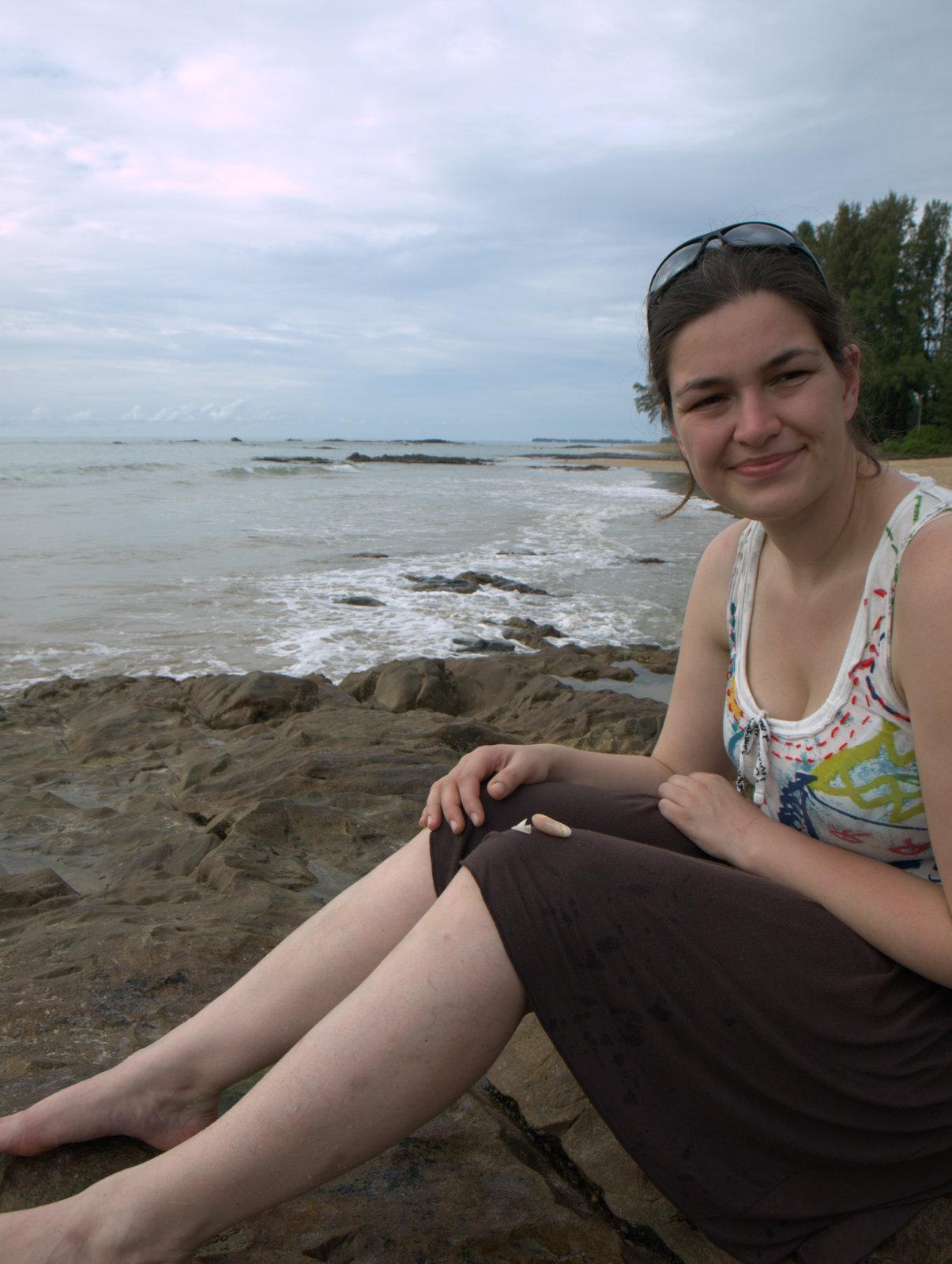 Endnu et strandbillede