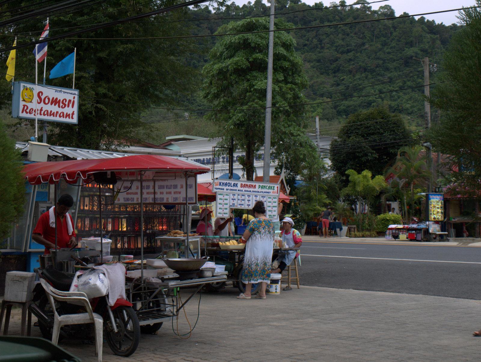 Pad Thai on wheels