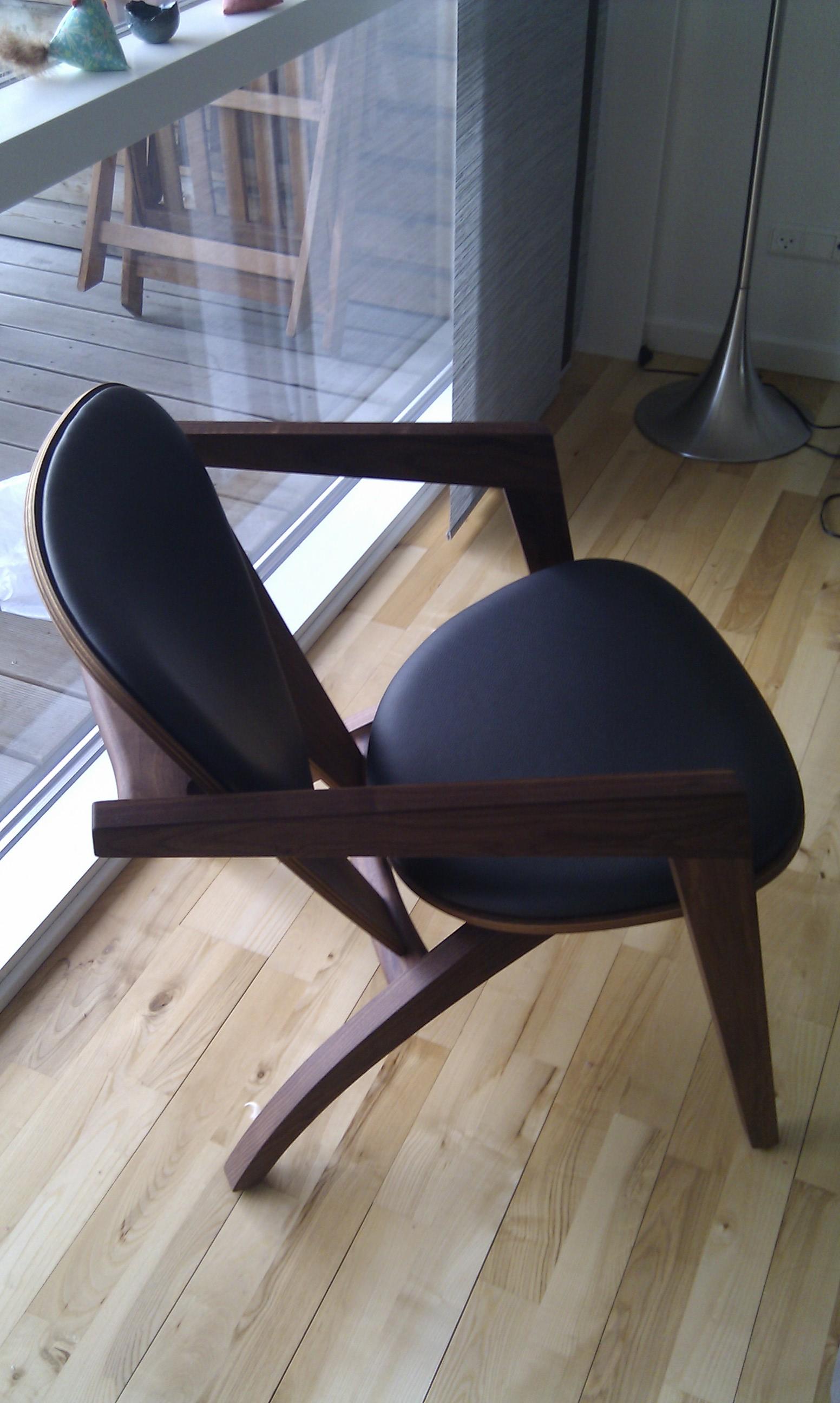 Wegner-stol